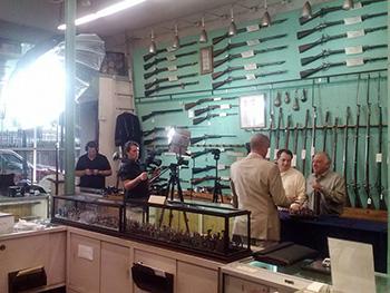 BRA Gun Show