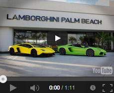 Lamborghini Palm Beach